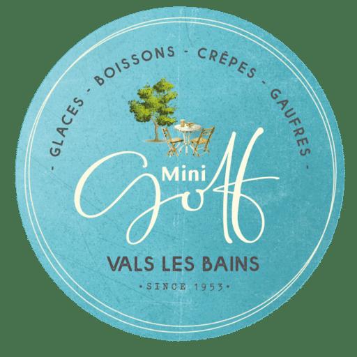 Mini golf bar glacier Vals les Bains en Ardèche